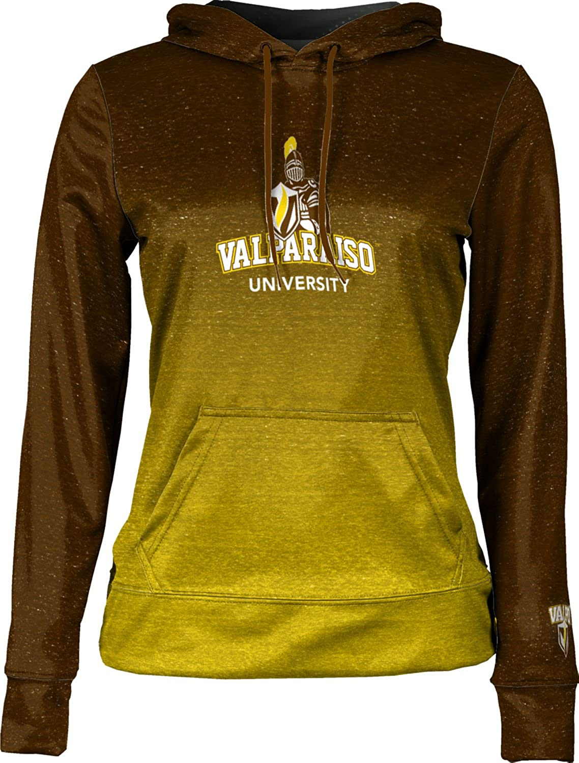 School Spirit Sweatshirt Gradient ProSphere Valparaiso University Girls Pullover Hoodie