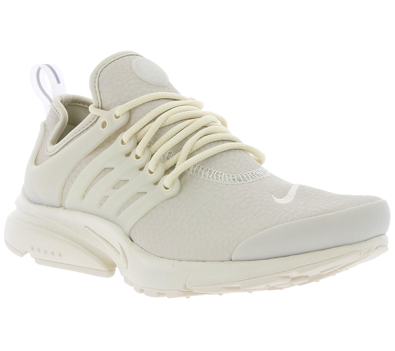 buy online 342d1 b5063 Amazon.com   NIKE Women Air Presto PRM Oatmeal Oatmeal-White Size 9.0 US    Basketball