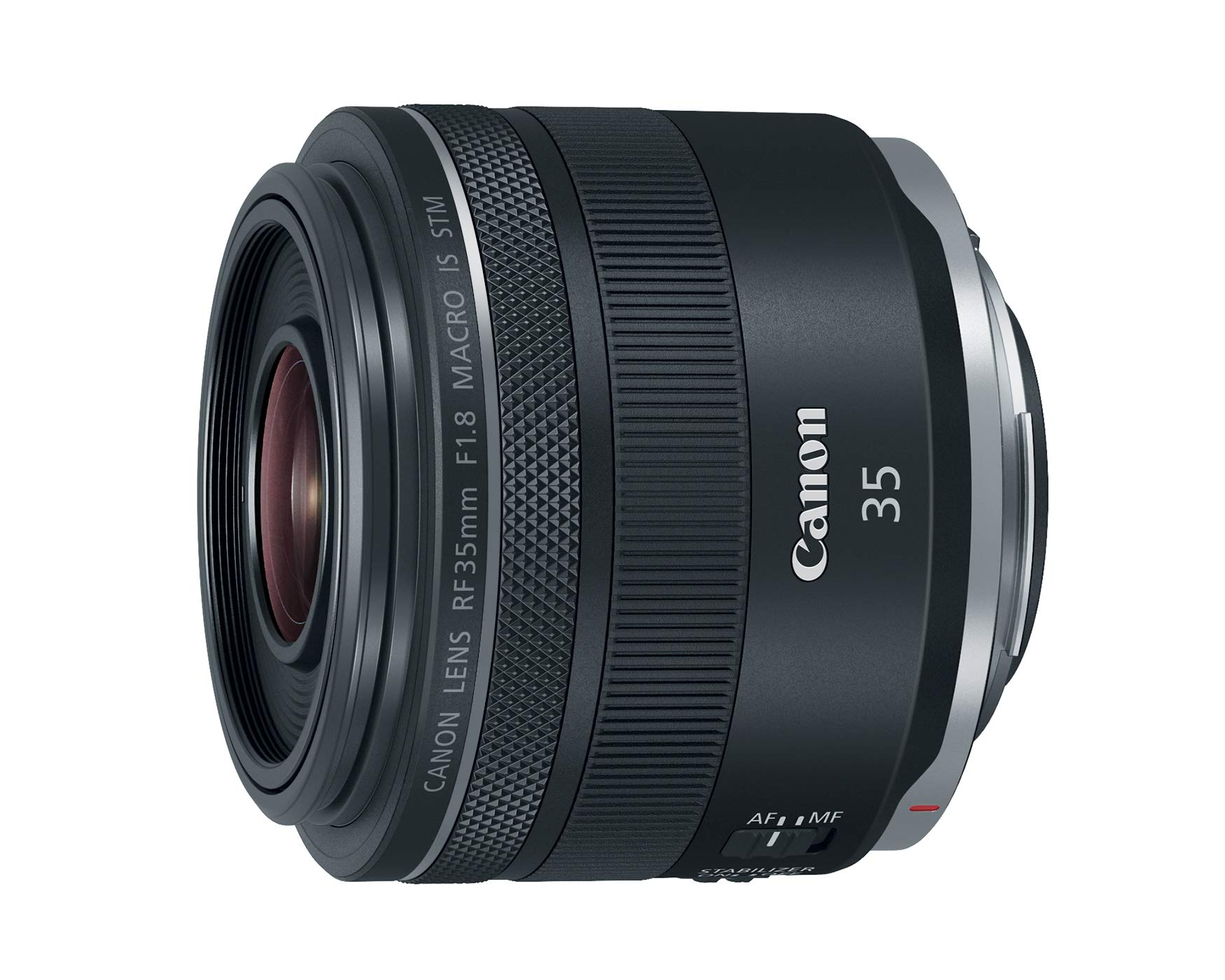 Canon RF 35mm f/1.8 is Macro STM Lens by Canon