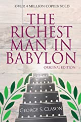 The Richest Man In Babylon - Original Edition Capa comum