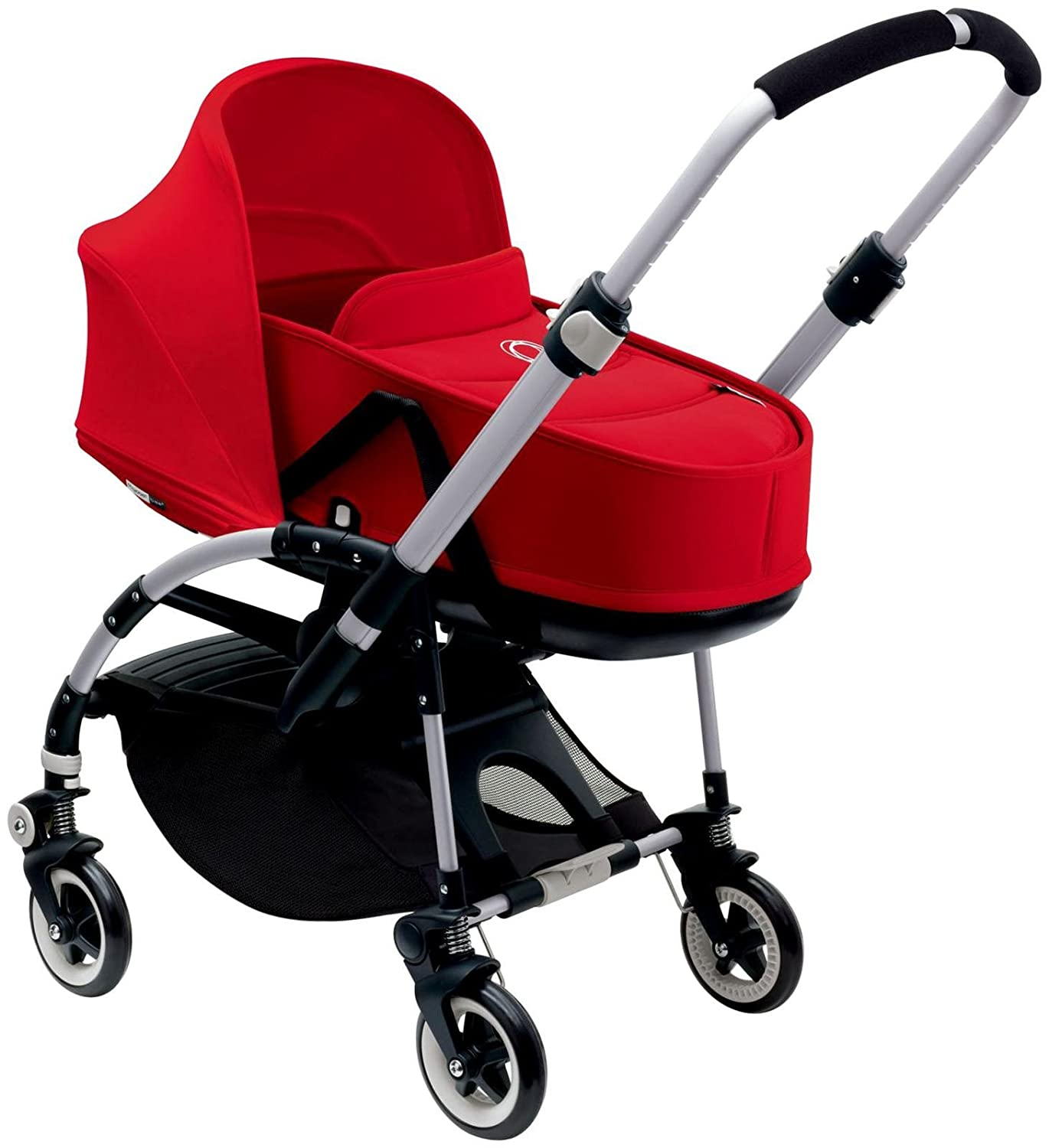 Bugaboo Bee3 Bassinet & Sun Canopy - Red - Red