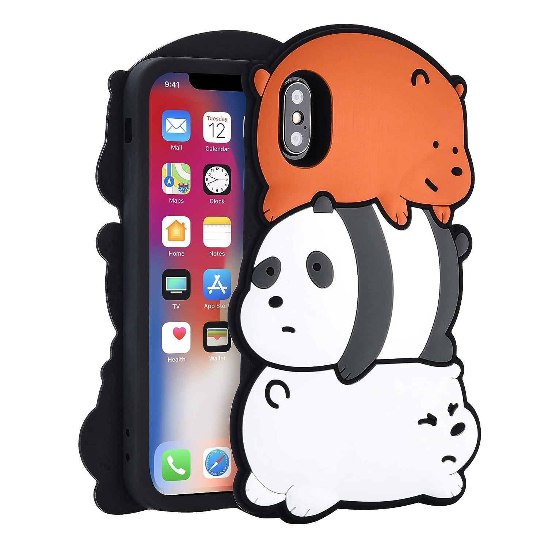 TopSZ Bears Case for iPhone XR 6 1