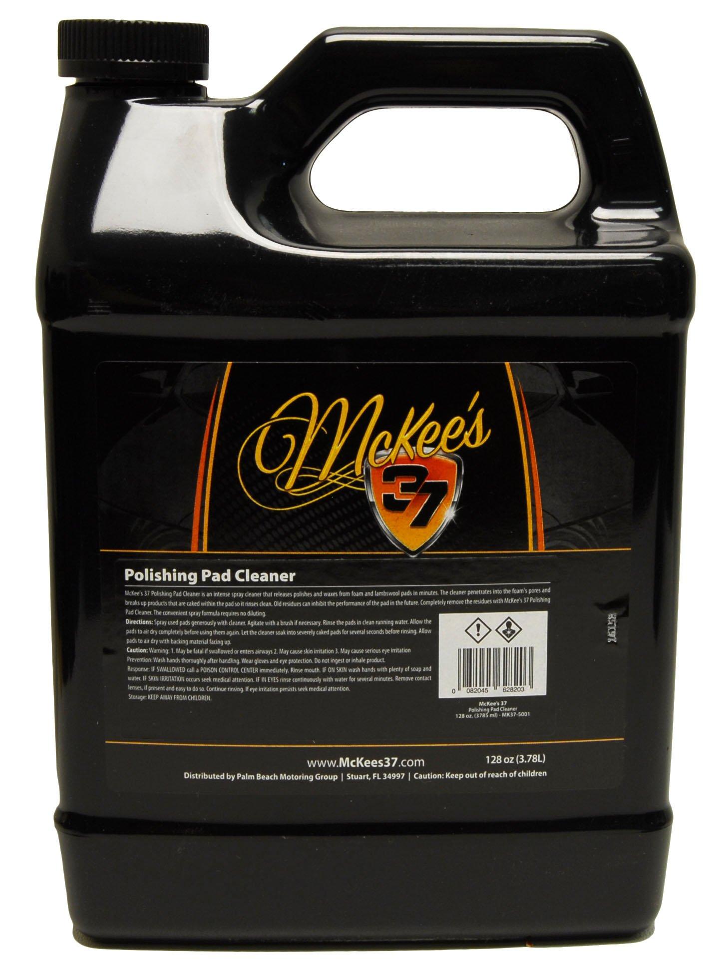 McKee's 37 MK37-5001 Polishing Pad Cleaner 128 Fluid_Ounces