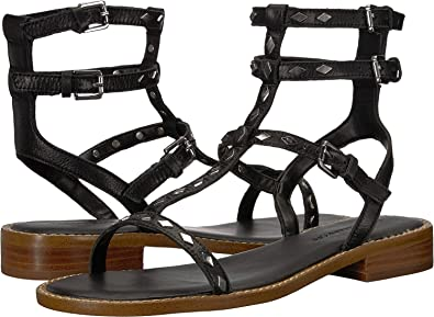 ed88bd4fb3f Amazon.com  Rebecca Minkoff Women s Arella Strappy Sandals  Shoes