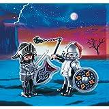 Playmobil - 5886 - Jeu de construction - Playmobil Duo Chevaliers de fer