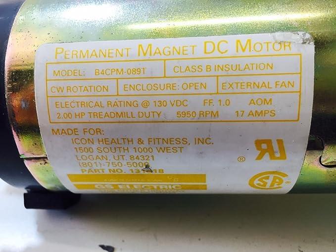 United Technologies Automotive DC Drive Motor Icon Health ...