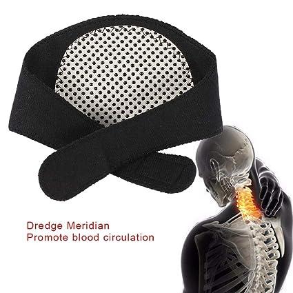 Cuello Brace Cinturón Cuello magnético suave Proteger Cuello ...