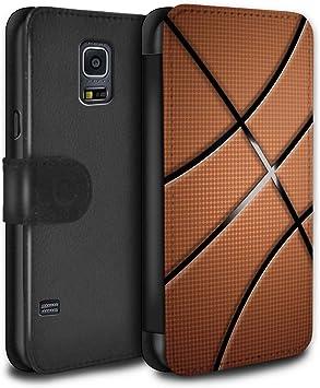 Stuff4 Coque/Etui/Housse Cuir PU Case/Cover pour Samsung Galaxy S5 ...