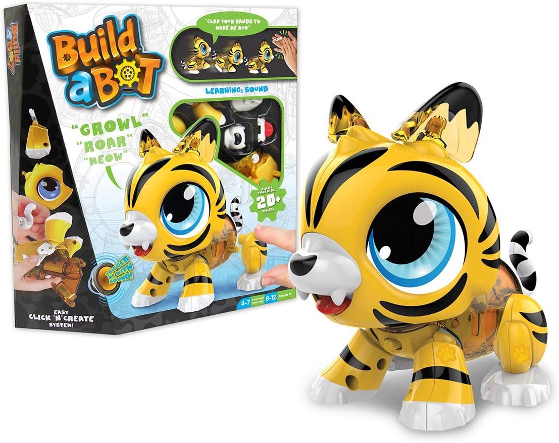 Colorific Build A BOT - Tiger: Amazon.es: Juguetes y juegos