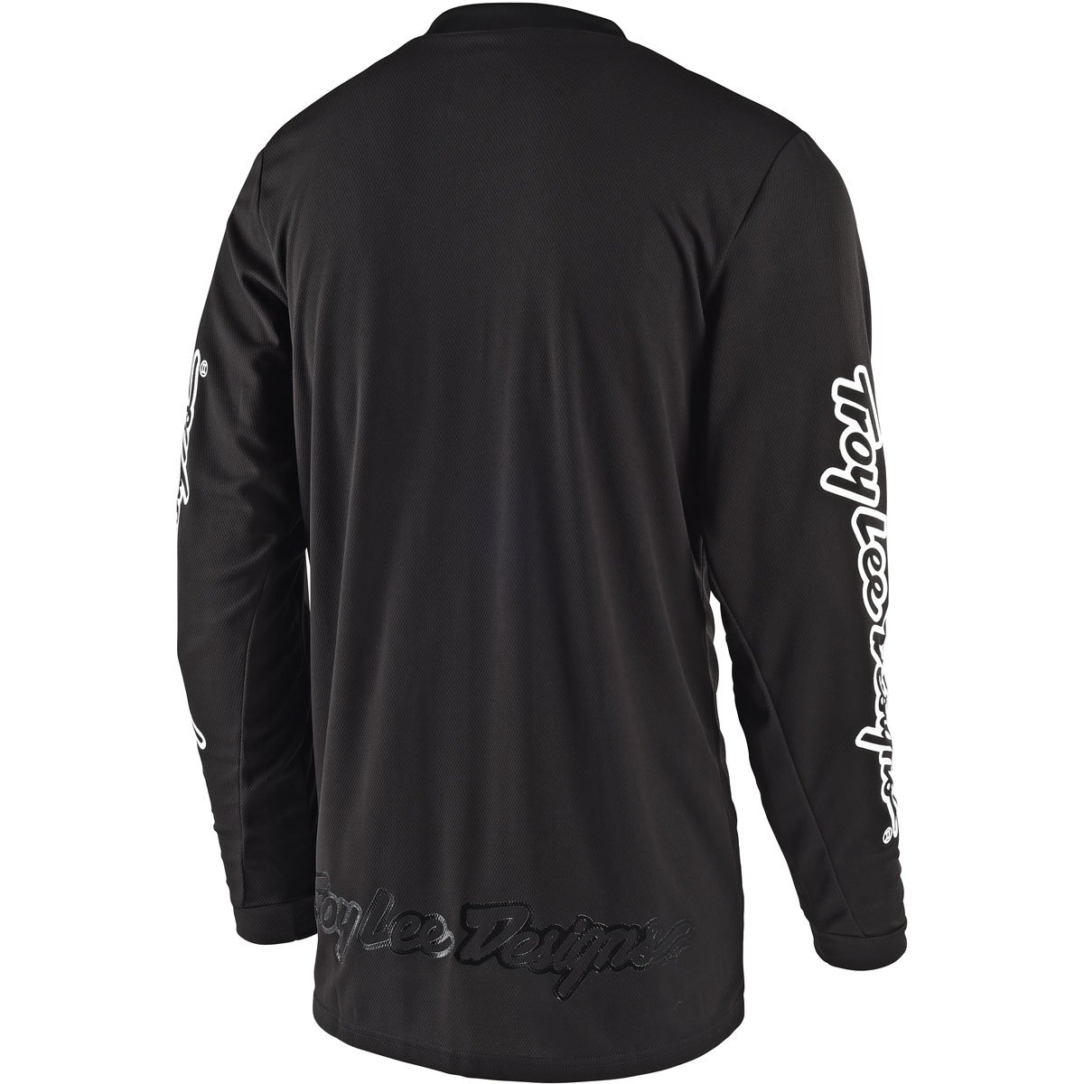 Troy Lee Designs Unisex GP Mono Jersey (Black, ADULT  XX-Large) by Troy Lee Designs (Image #2)