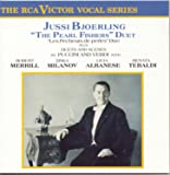 """Jussi Bjorling - Bizet: """"The Pearl Fishers"""" Duet / Puccini & Verdi: Duets and Scenes"""