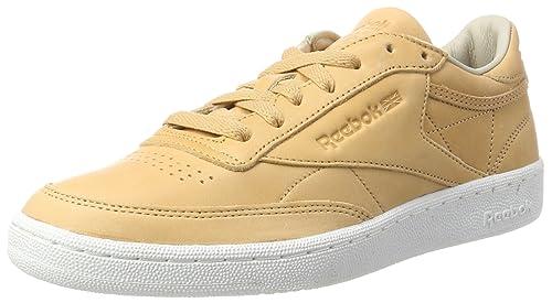 a0b13500a7a889 Reebok Men s Club C 85 EWT-hvt Gymnastics Shoes  Amazon.co.uk  Shoes ...
