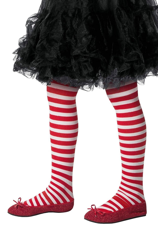 Widmann 01211 Gestreifte Strumpfhose Kost/üm XXXXX-Small girls