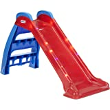 Little Tikes Light-Up First Slide for Kids Indoors/Outdoors