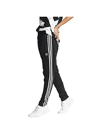 adidas Femme Pantalons   Shorts Jogging 3 Stripes  Amazon.fr  Sports ... e4886d68a72
