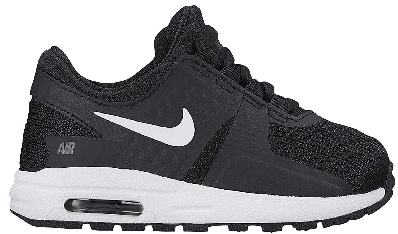 b1bb486e66 Amazon.com | Nike Air Max Zero Essential Toddler Shoe Black/White/Dark Grey  | Sneakers