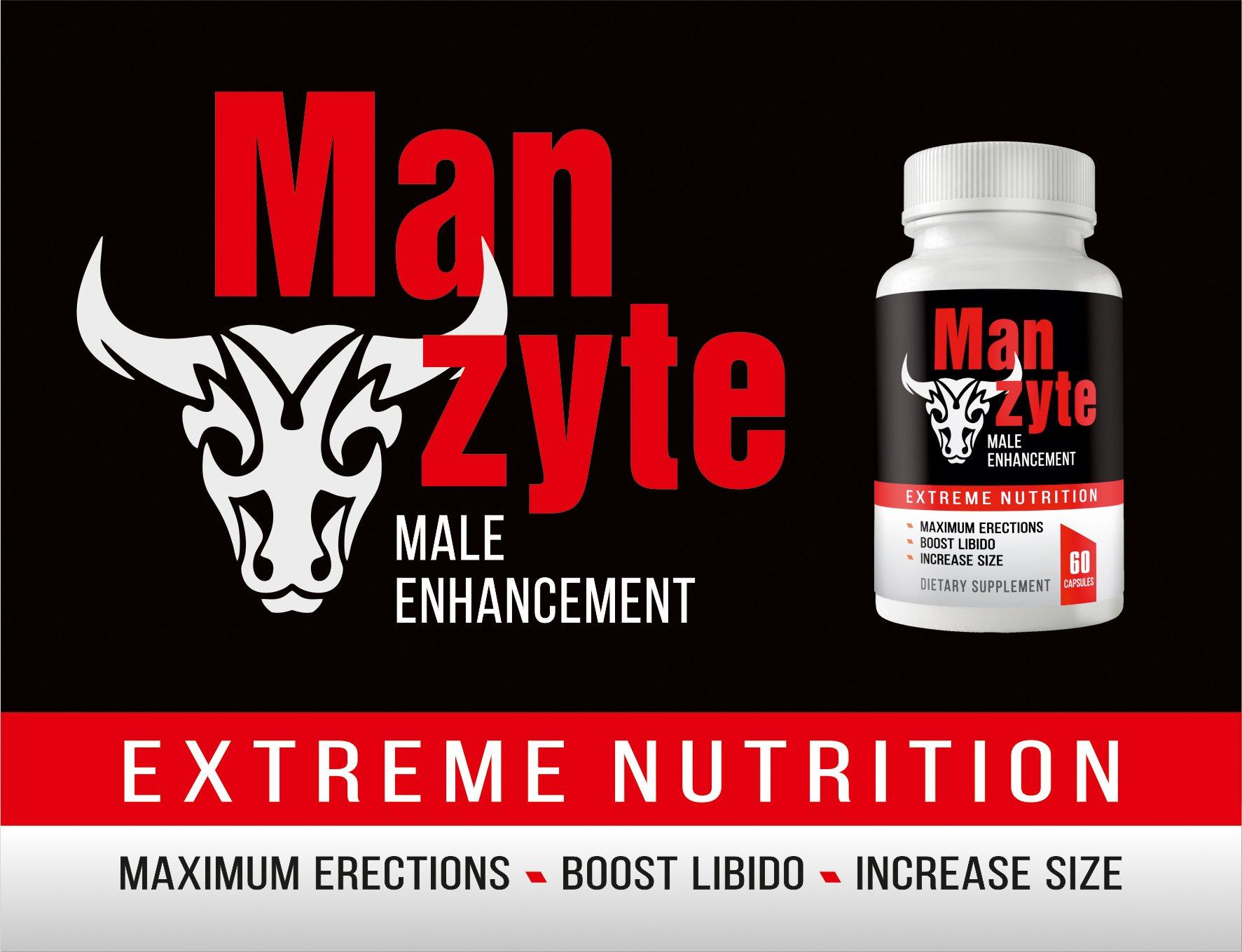 ManZyte - Premium Male Enhancement Pills