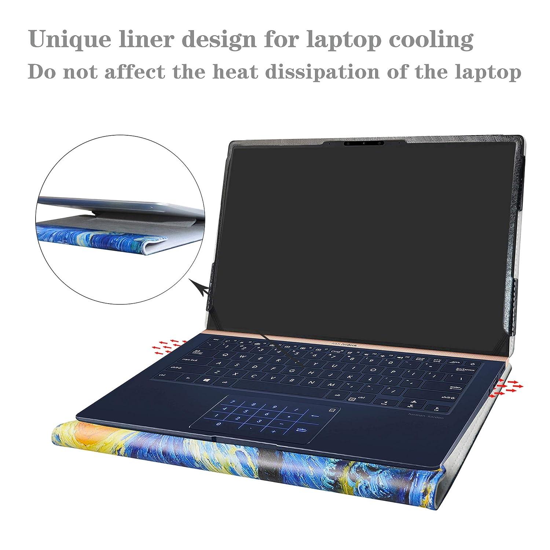 Alapmk - Carcasa Protectora para ASUS ZenBook 14 UX433FN ...