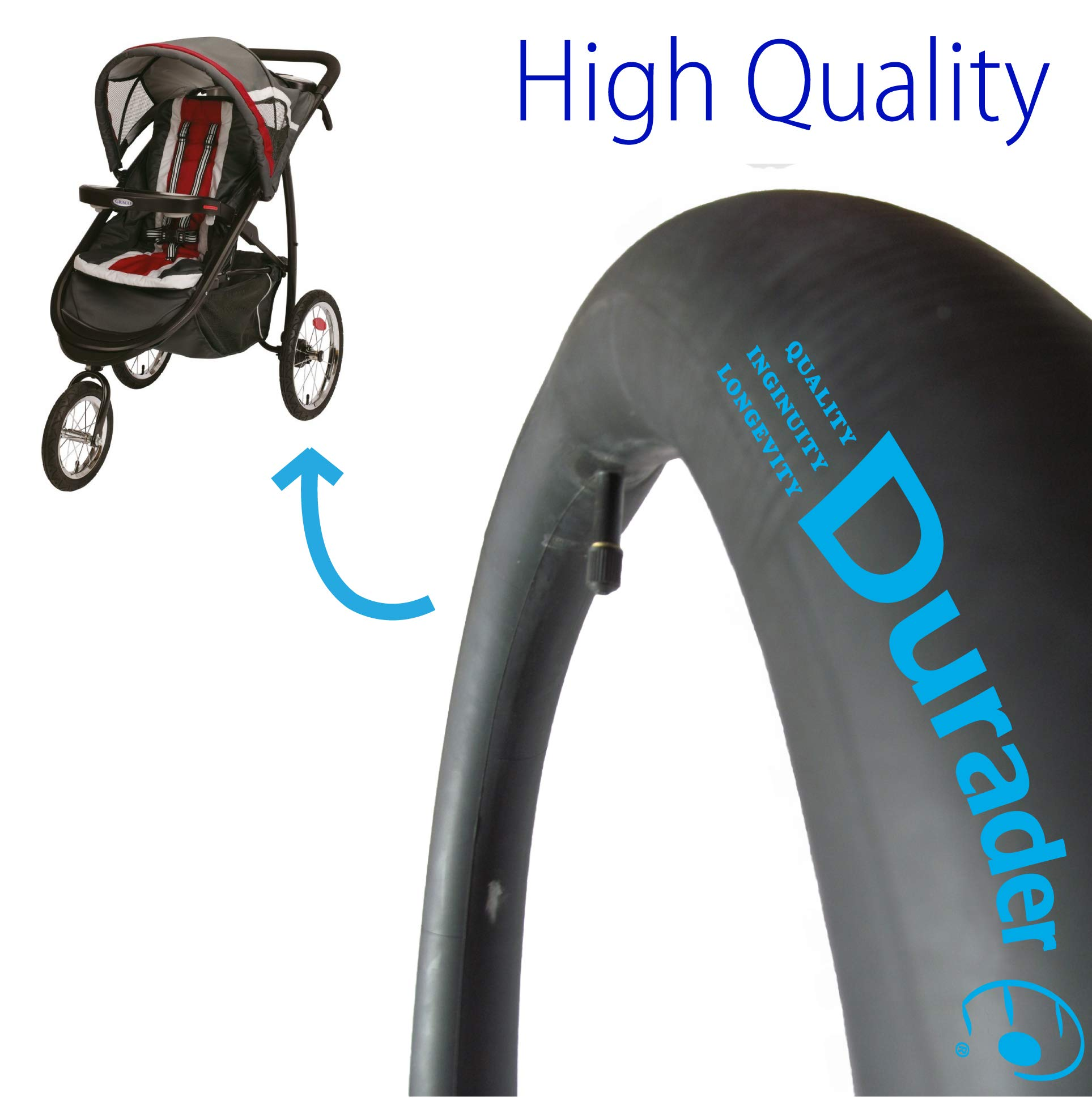 Inner Tube for Graco FastAction Jogger (Rear Wheel) by Lineament (Image #1)