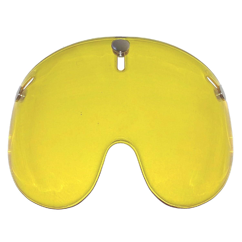 Bandit Shorty visiera per casco Jet con visiera corta –  , Clear, Taglia unica Bandit Helmets