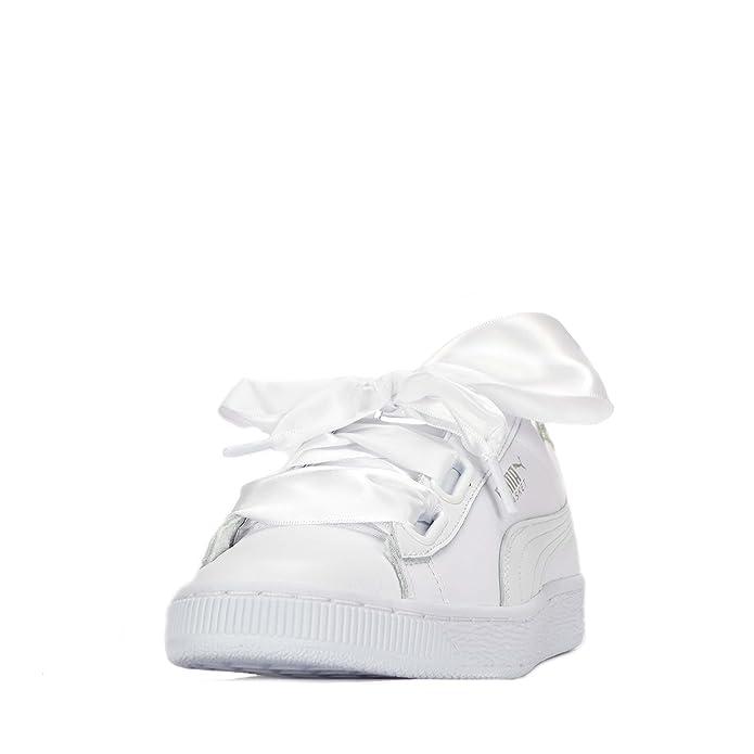cf7e8361 Puma Basket Heart Diamond Crush - Women Shoes (UK-5): Amazon.co.uk: Shoes &  Bags