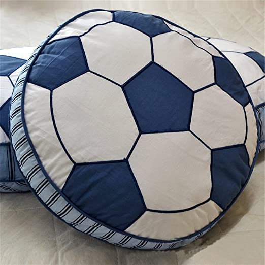 Simonshop 100% algodón diseño de balones de fútbol Deportes ...