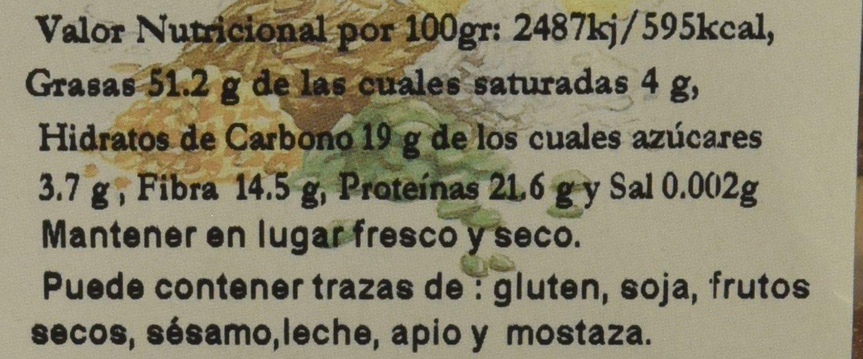 Bionsan Almendra Cruda de Cultivo Ecológico - 4 Paquetes de 100 gr - Total: 400 gr: Amazon.es: Alimentación y bebidas
