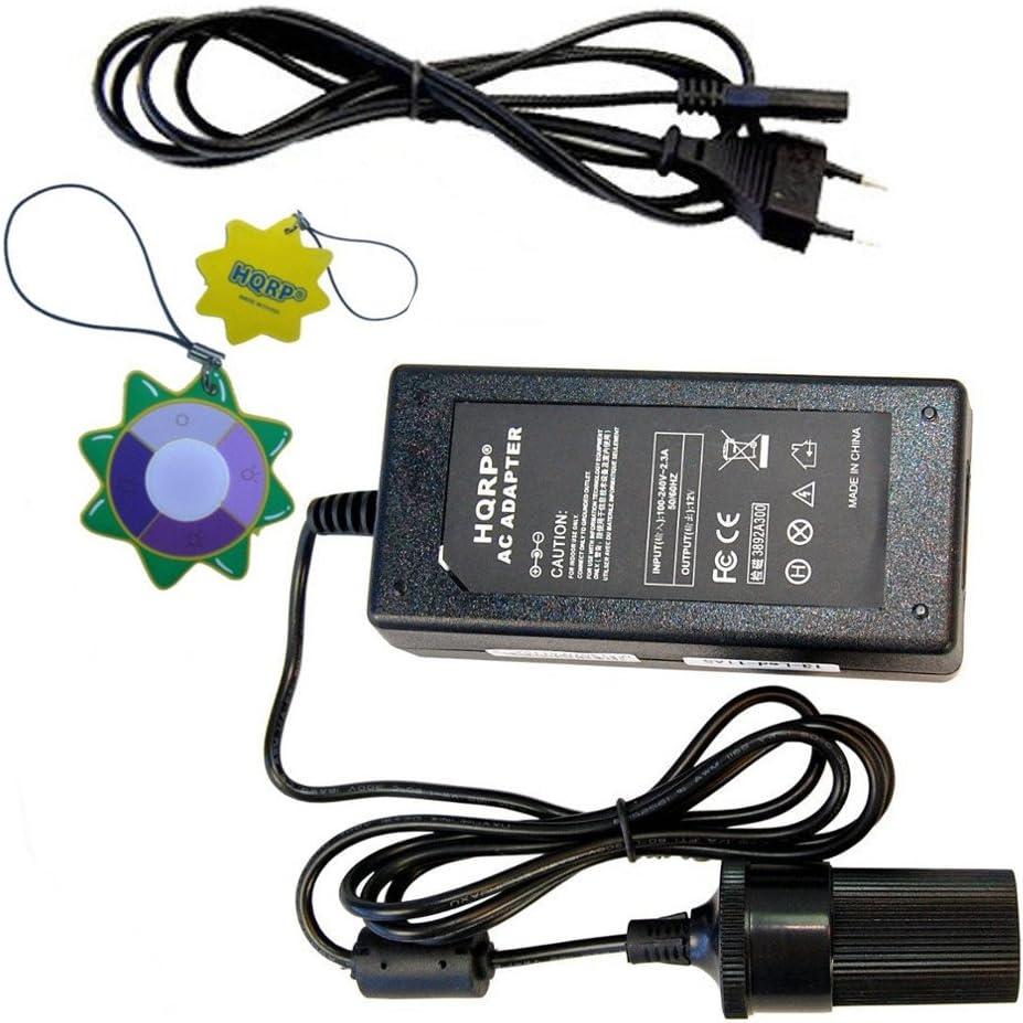 Hqrp 12v 10a Hochleistungs Konverter Ac Dc Adapter Elektronik