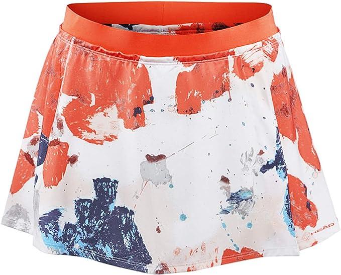 Head Vision Graphic Falda, color Rosa, tamaño S-36: Amazon.es ...