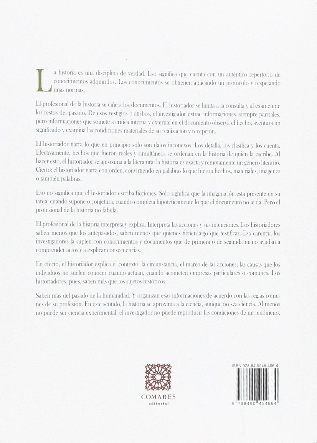 Doce Lecciones sobre historia: ANTOINE PROST: 9788490454664: Amazon.com: Books