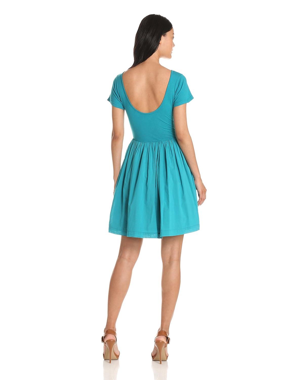 French Connection Womens Samba Jersey Dress
