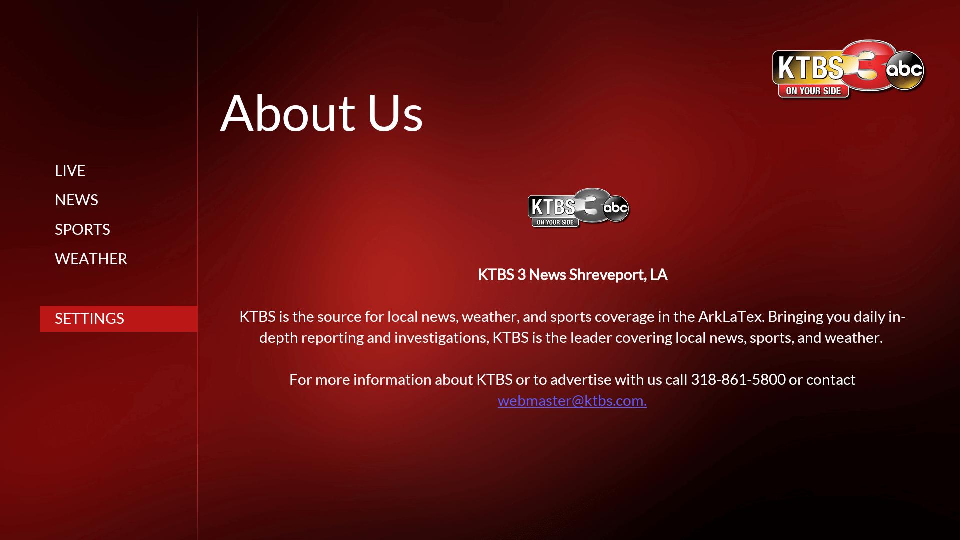 KTBS 3 News Shreveport