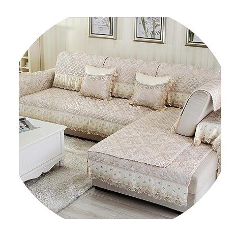Pocket shop-Sofa Cover 1 Funda de sofá de Lujo de Tejido ...