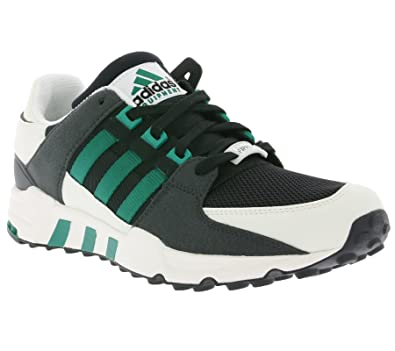Adidas Equipment Running Support, core blacksub greenwhite vapour
