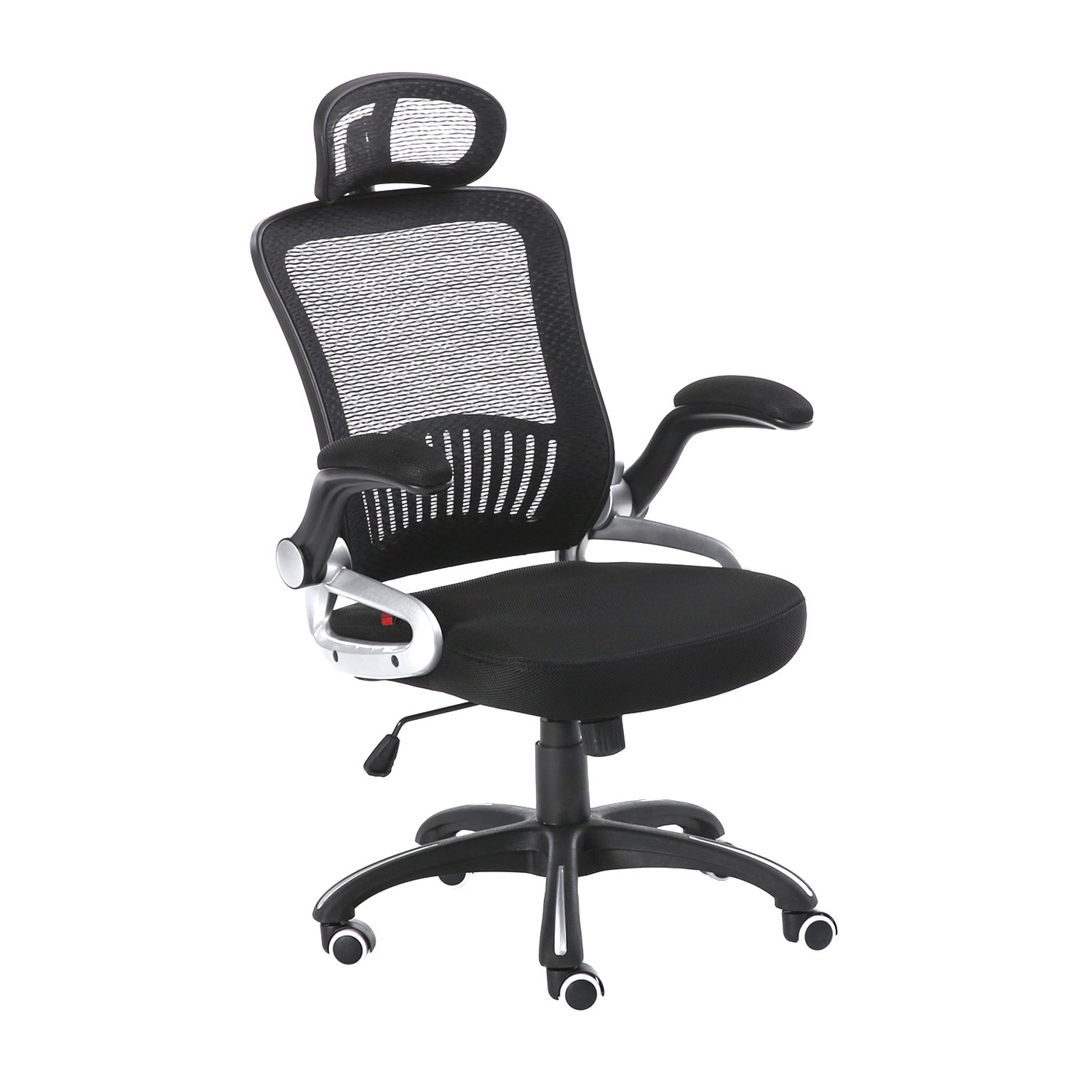 Amazoncom Lyon Bifma Certified Mesh Office Chair With Adjustable Headrest,
