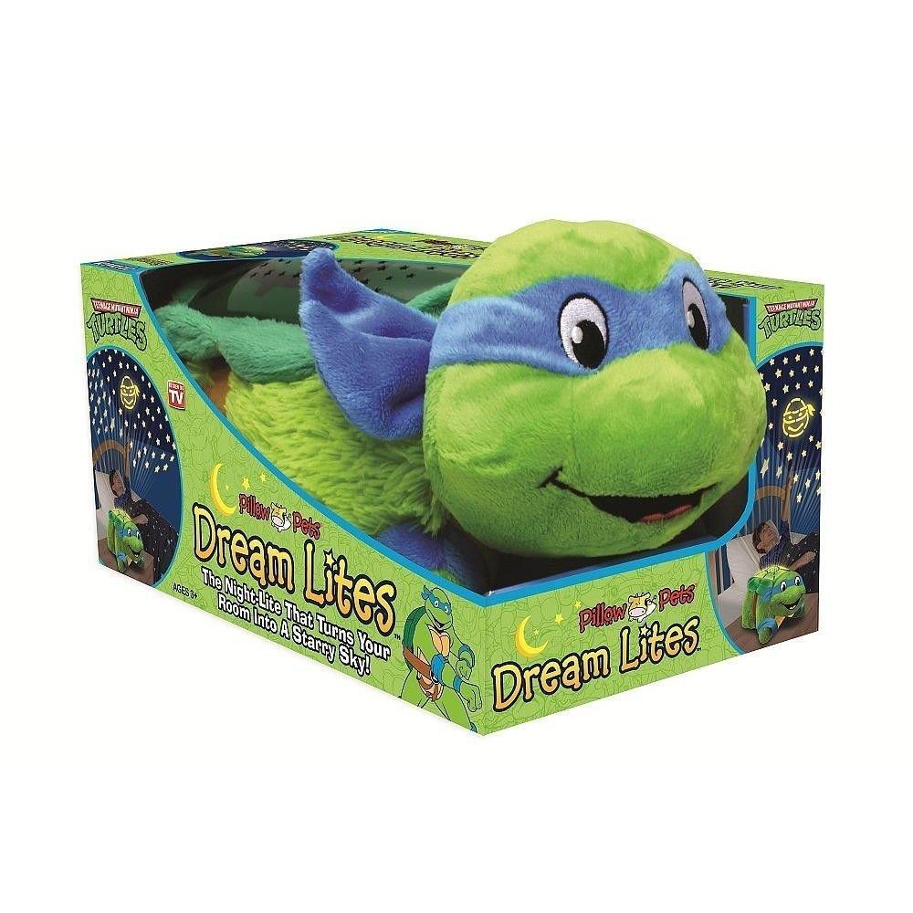 Amazon.com: Pillow Pets – Almohada sueño Lite TNT, Donatello ...