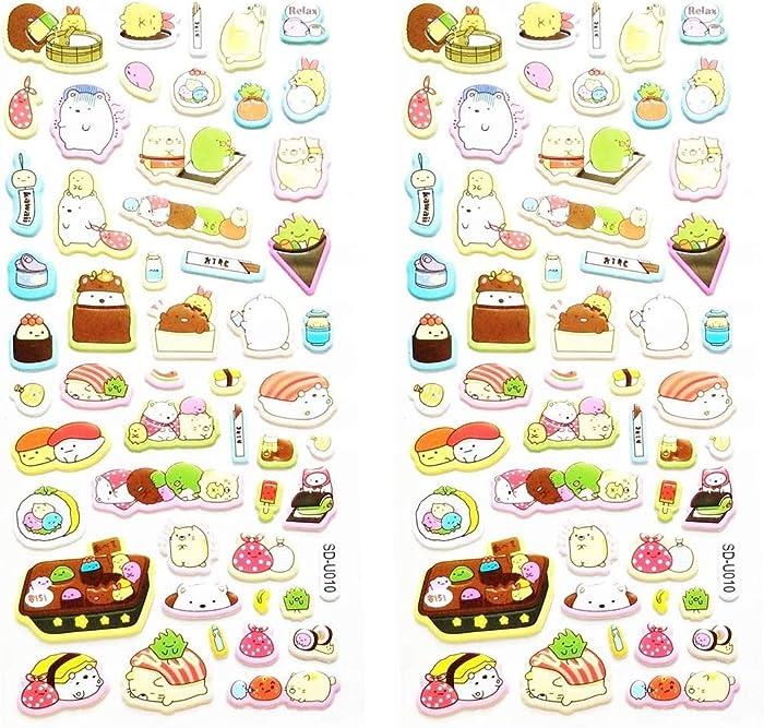 The Best Emoji Stickers Food