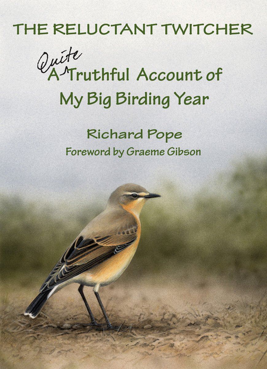 Download The Reluctant Twitcher: A Quite Truthful Account of My Big Birding Year pdf