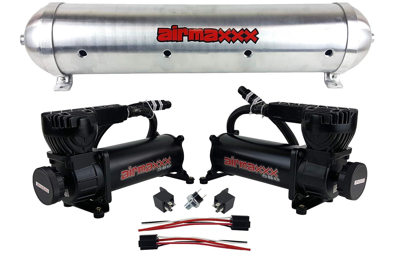 Amazon.com: airmaxxx Air Compressors 580 Black & 33 ...