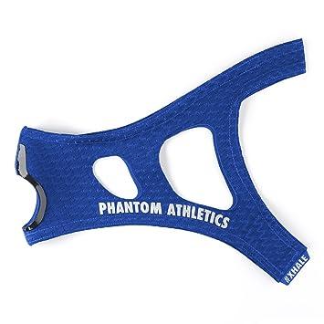Phantom Athletics P2-1101 Máscara de Entrenamiento, Azul, M
