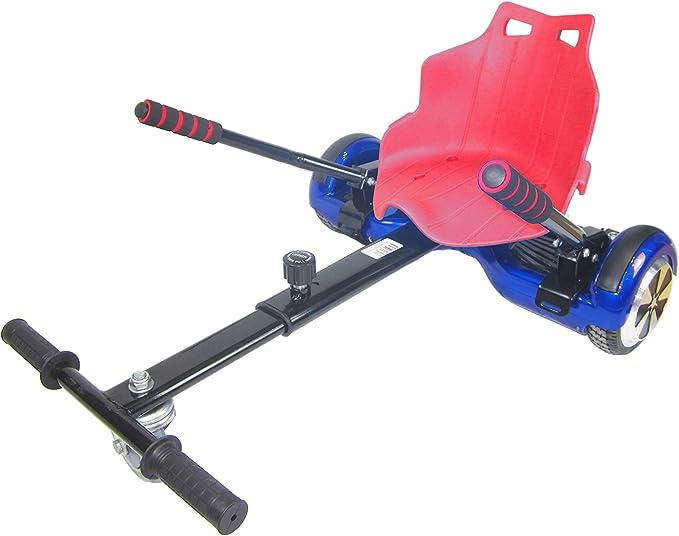 Sumun Sbksgt Asiento Kart Hoverboard, Negro/Rojo, 6.5: Amazon.es ...