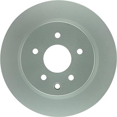Bosch 40011453 QuietCast Premium Disc Brake Rotor For Infiniti: 2008-2012 EX35, 2013 EX37, 2006-2008 G35, 2009-2013 G37; Nissan: 2006-2009 350Z, 2009-2014 370Z; Rear: Automotive