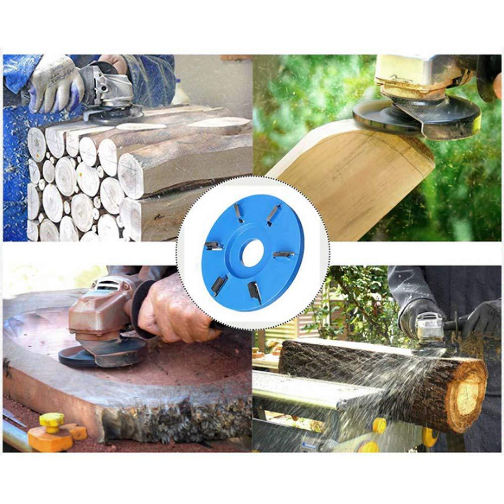 3Teeth Fraise De Fraisage 90mm 3//4//5//6 De Disques De Sculpture De Carbure Turbo Pour Le Travail Du Bois Disque De Sculpture Sur Bois