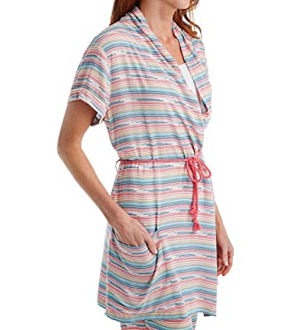 UGG Serape Shawl Collar Robe (1013239) L Seamist at Amazon Women s ... 789dfccfd