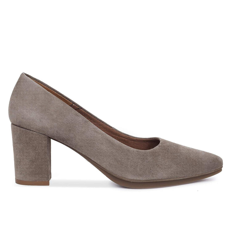 TALLA 41 EU. Zapatos Salón. Zapatos Piel Mujer Hechos EN ESPAÑA. Zapatos Tacón Piedra. Zapato Mimao. Zapatos Mujer Tacón. Zapatos Mujer Fiesta y Baile Latino. Zapato Cómodo Mujer con Plantilla Confort Gel