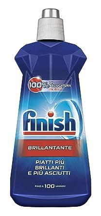 Finish - Abrillantador, 500 ml: Amazon.es: Alimentación y bebidas