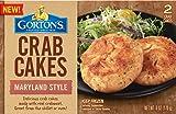 Gorton's Maryland Style Crab Cakes, 0.375 lb
