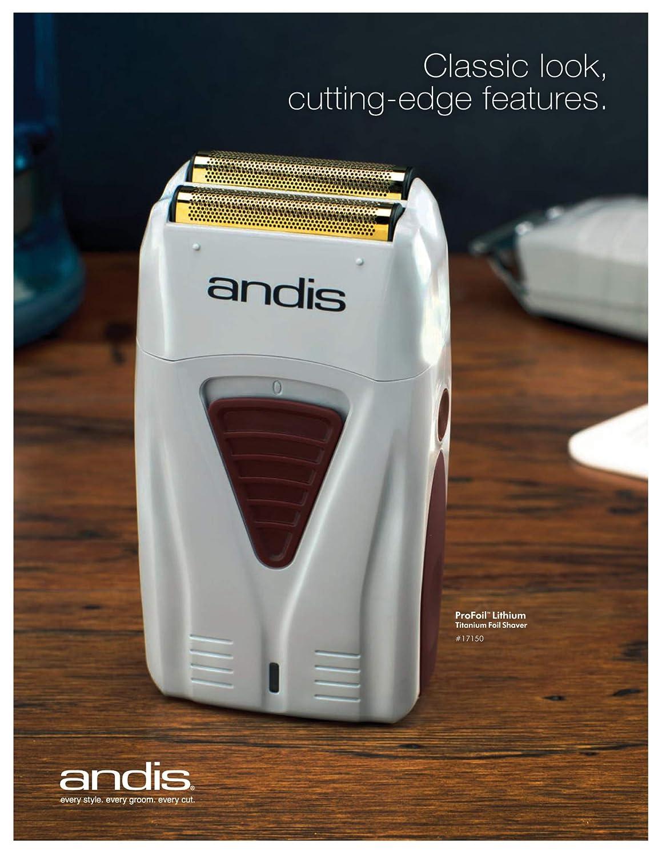 988750741 Amazon.com: Andis 17150 Profoil Lithium: Beauty