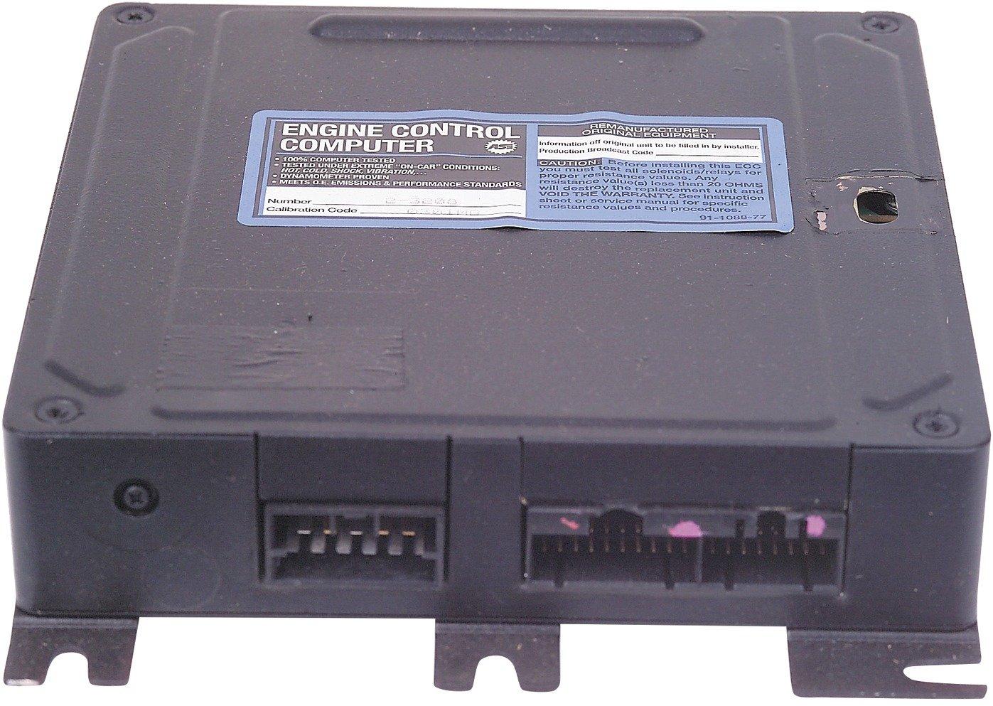 Cardone 72-3208 Remanufactured Import Computer A1 Cardone 723208AAF