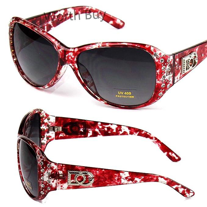 Amazon.com: DG Eyewear - Gafas de sol para mujer, diseño ...